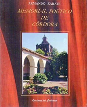 MEMORIAL POETICO DE CORDOBA: Zarate, Armando