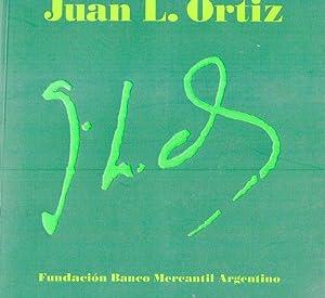 JUAN L. ORTIZ 1896 - 1978: Ortiz, Juan L.