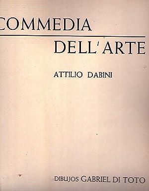 COMMEDIA DELL'ARTE. (Estudio socio - histórico del proceso de la Commedia dell'...