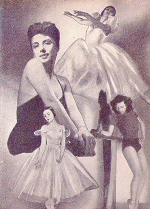 SILFIDES. Ballet romántico en un acto. Original de Miguel Fokin sobre música de ...