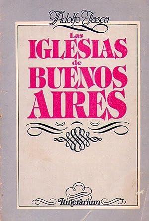 LAS IGLESIAS DE BUENOS AIRES: Jasca, Adolfo