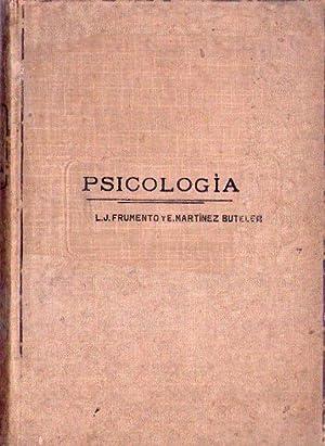 PSICOLOGIA. Nuevas orientaciones. Psicología y filosofía. Ideas generales de psicolog...