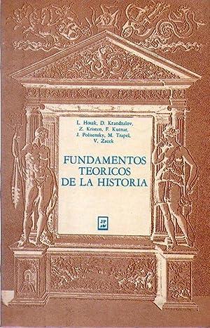 FUNDAMENTOS TEORICOS DE LA HISTORIA: Hosak, L. - Krandzalov, D. - Kristen, Z. - Kutnar, F. - ...