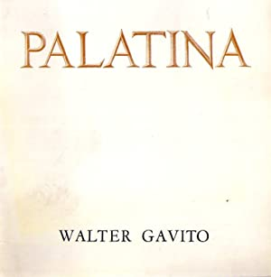 WALTER GAVITO. Inaguración 28 de octubre de 1992 [Firmado / Signed]: Gavito, Walter