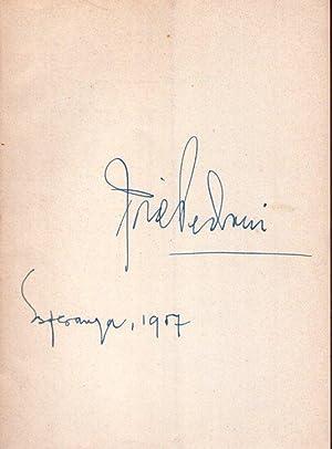 MONSIEUR JAQUIN [Firmado / Signed]: Pedroni, Jose