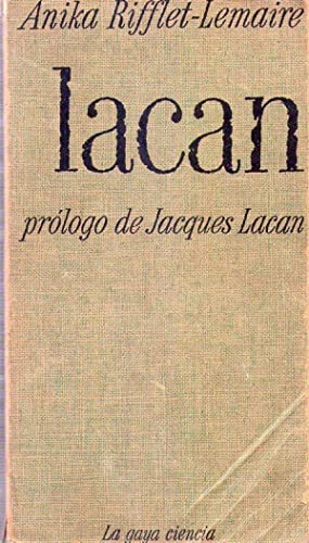 LACAN: Rifflet Lemaire, Anika