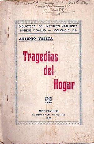 TRAGEDIAS DEL HOGAR: Valeta, Antonio