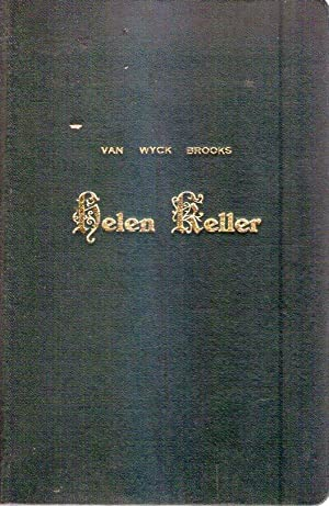 HELEN KELLER. Traducción de Sara Berreta Moreno: Brooks, Van Wyck