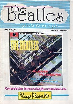 THE BEATLES. Poesía de un siglo. No. 1 al 16 - (Año I y II). Con todas las letras en ...
