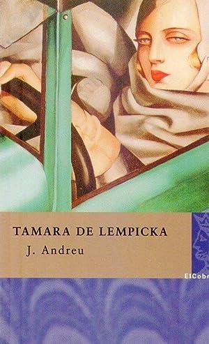 TAMARA DE LEMPICKA: Andreu, J.