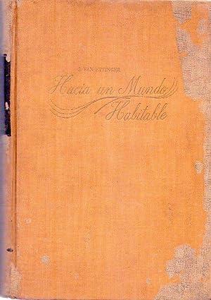 HACIA UN MUNDO HABITABLE: Ettinger, J. Van