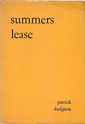 SUMMERS LEASE: Dudgeon, Patrick