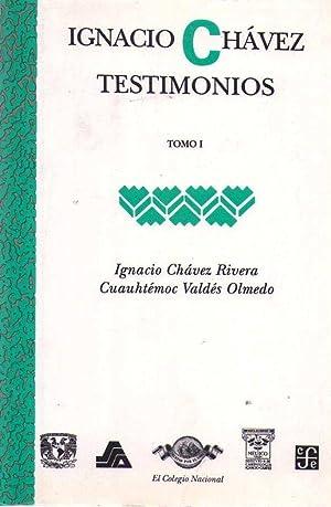 COLECCION IGNACIO CHAVEZ. (3 tomos). Tomo I: Un relato biográfico: Ignacio Chávez ...