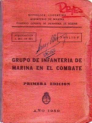 GRUPO DE INFANTERIA DE MARINA EN EL