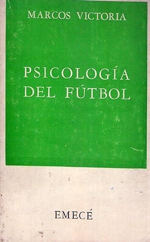 PSICOLOGIA DEL FUTBOL: Victoria, Marcos