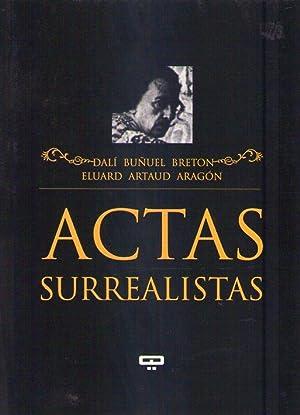 ACTAS SURREALISTAS: Ezcurdia, Alberto C.
