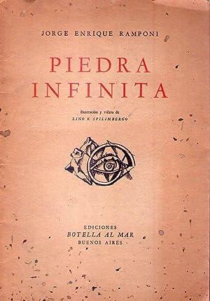 PIEDRA INFINITA. Ilustración y viñeta de Lino: Ramponi, Jorge Enrique