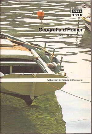 Geografia d'Homer: Cullell-Ramis, Josep