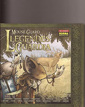 Mouse Guard.Llegendes de la guardia