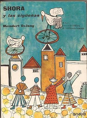 Shora y las cigüeñas: DeJong, Meindert