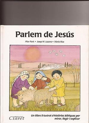Parlem de Jesús: París, Pilar -