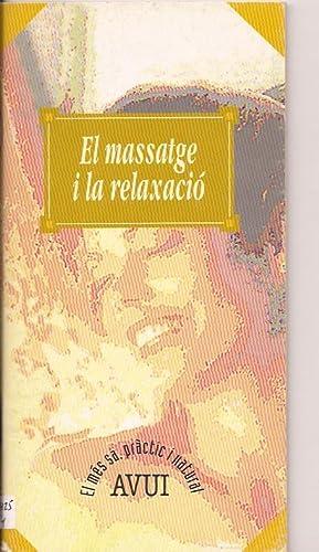EL MASSATGE I LA RELAXACIO: Ramonet, Francina