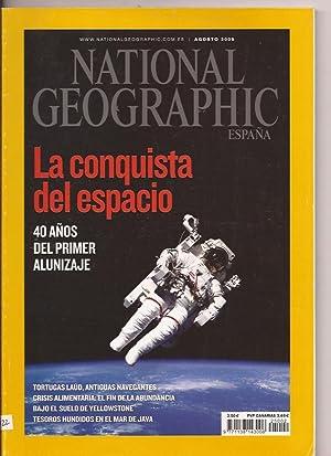 National Geographic. España. Agosto 2009: VV.AA.