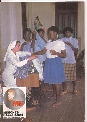 Misiones Salesianas: Jesús Pablos Méndez