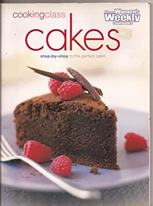 Cakes. Step-by-step to the perfect cake. Cookingclass