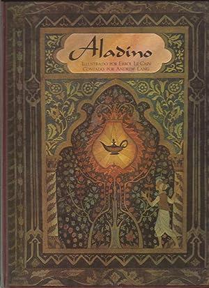 Aladino: Andrew Lang (contado