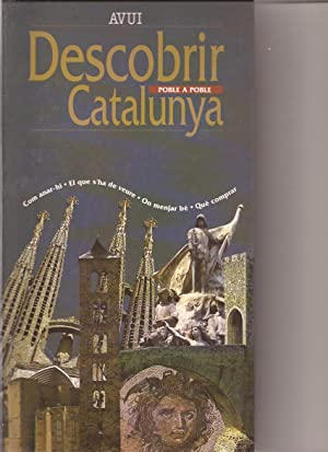 Descobrir Catalunya, poble a poble: Jordi Tomàs Bonell