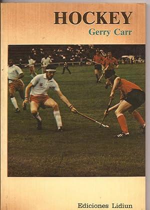 Hockey: Gerry Carr