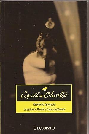 Muerte en la vicaría-La señorita Marple y: Agatha Christie