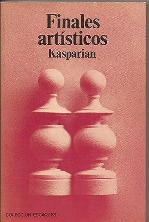 Finales artísticos: Kasparian
