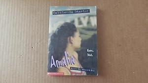 Amalia (California Diaries, No. 4): Martin, Ann M.
