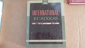 International Business: Environments and Operations, 10th Edition: Daniels, John D.;