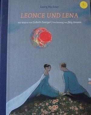 Leonce und Lena Ein Lustspiel. Mit Bildern: Büchner, Georg, Lisbeth