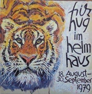 Fritz Hug im Helmhaus 18. August -: Hug, Fritz: