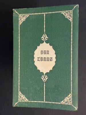 Der Koran. In neuer Übersetzung und Darbietung.: Mercier, Henry: