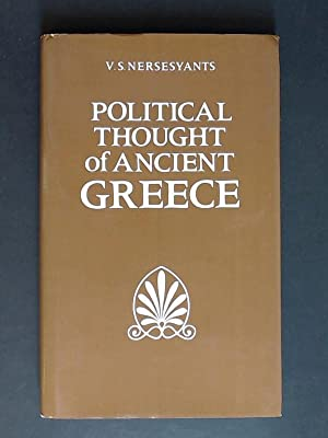 Political thought of ancient Greece. Translated from: Nersesyants, V. S.: