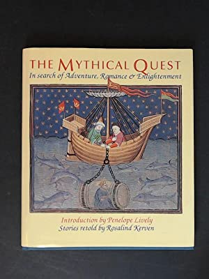 The mythical Quest. In search of adventure, romance & enlightenment.