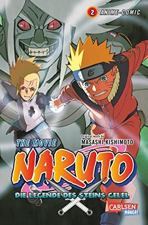 Naruto the Movie: Die Legende des Steins Gelel, Band 2