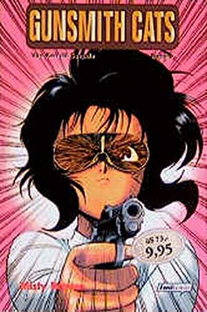 Gunsmith Cats / Misty Brown