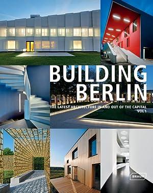 Building Berlin,Vol. 1 The latest architecture in