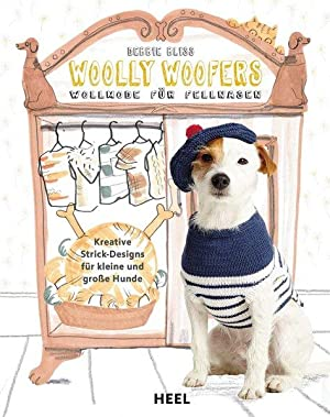 Woolly Woofers. Wollmode für Fellnasen