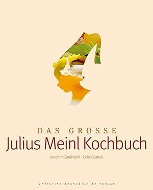 Das große Julius Meinl Kochbuch Ausgabe Deutschland: Gradwohl, Joachim und