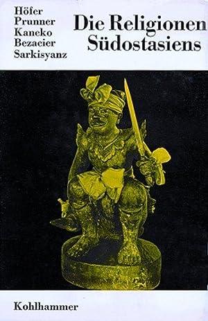 Die Religionen Südostasiens: Höfer, András und