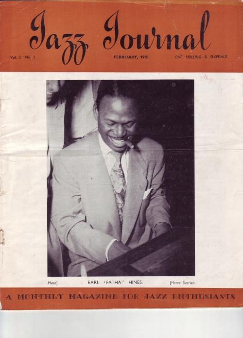 Jazz Journal: 33 Issues (1948 to 1952)