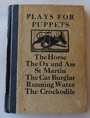 Plays for Puppets: H.D.C.P. (H. Douglas Clark Pepler)