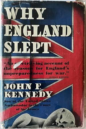 Why England Slept: Kennedy, John